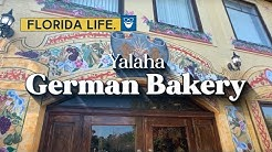Trying authentically German pastries at YALAHA BAKERY | ChadGallivanter