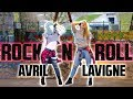 Just Dance ROCK N ROLL Avril Lavigne Cosplay Gameplay mp3