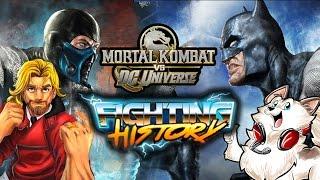 FIGHTING HISTORY: Mortal Kombat Vs. DC Universe