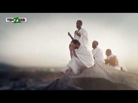 How to perform HAJJ (PILGRIMAGE) in English | Tehzeeb TV