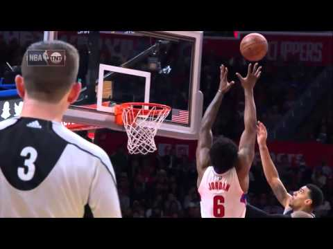 Los Angeles Clippers Top 10 Plays of NBA 2015-16 Season
