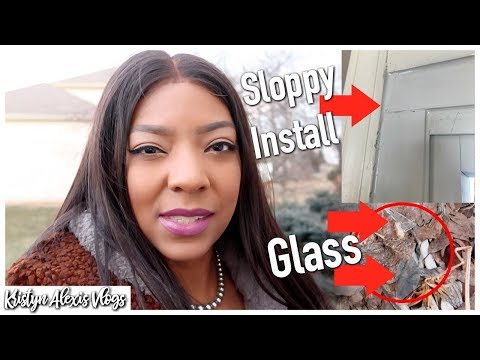 VLOG: DISAPPOINTING RENEWAL BY ANDERSEN WINDOWS UPDATE ($4,200 GONE)