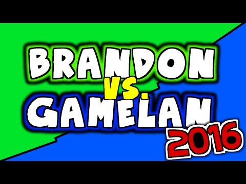 Live Stream(VOD):Brandon Vs. Gamelan 2016