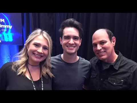 Dave & Jimmy - Jimmy & Kelsey Interview Brendon Urie