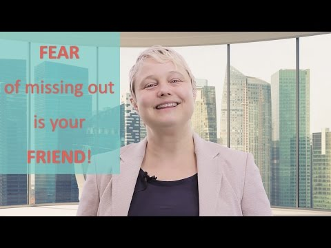 Why fear of missing out is your friend with patents?