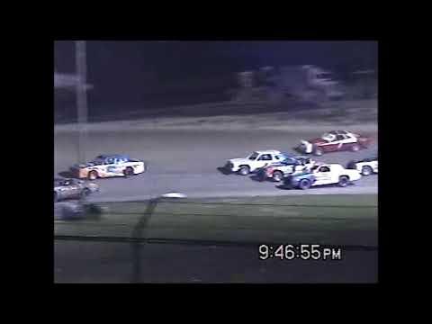 Southwest Speedway Hobby Stocks 8-19-17