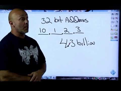 IPv6 - Lesson 1 - Introduction to IPv6