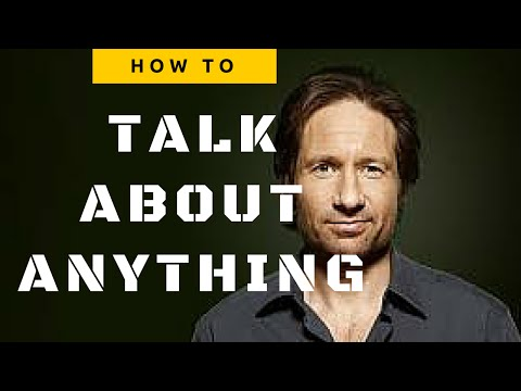 HOW TO TALK ABOUT ANYTHING (HANK MOODY)