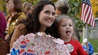 Women win big in US midterm elections 2018