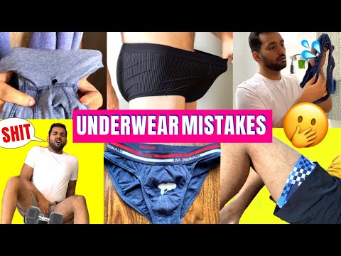 UNDERWEAR MISTAKES THAT ARE BAD FOR YOUR HEALTH | Hindi | UNDERWAR HACKS | ANKIT TV