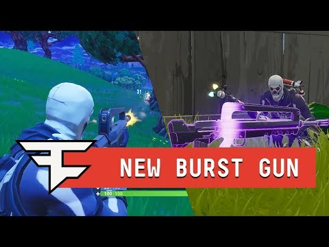 NEW GUNS IN FORTNITE!! - Battle Royale Update 4.2