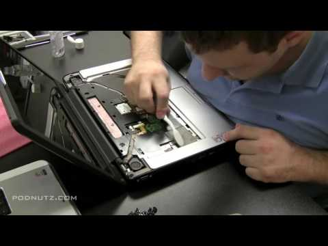 Water Damaged Laptop-Toshiba-HD