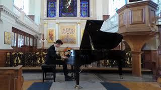 Schumann: Drei Fantasiestücke, Op. 111 / Lance Mok