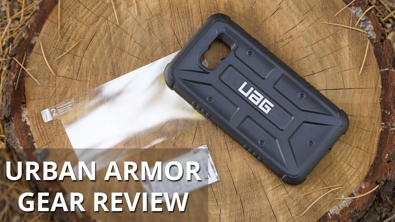 new style 089fa 64906 Urban Armor Gear for Samsung Galaxy S6 case review