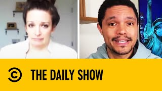 Trevor Noah On Video Calls In Lockdown | The Daily Show With Trevor Noah