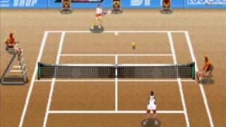 Game Boy Advance - Virtua Tennis (2002)