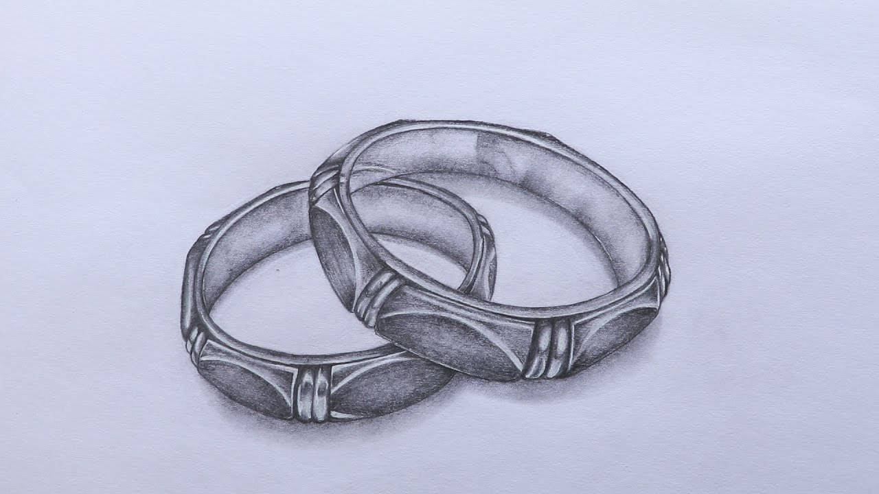 How To Sketch A Bangles