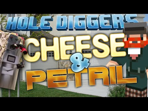 Minecraft - Cheese And Petril - Hole Diggers 14
