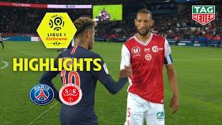 Paris Saint-Germain - Stade de Reims ( 4-1 ) - Highlights - (PARIS - REIMS) / 2018-19
