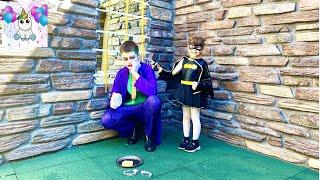 Джокер или Бетгерл   продолжение #BabyAlive #детскийканал #развлечения #видеодлядетей