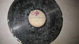 I'm an Angry Sausage Acetate record