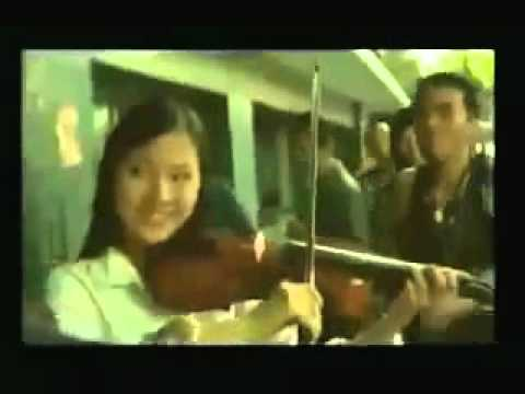 Very Inspirational Story: Deaf And Mute Girl  That play the Violin