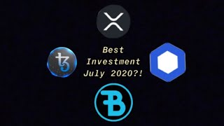 What is the Best Cryptocurrency to Invest in July 2020?!