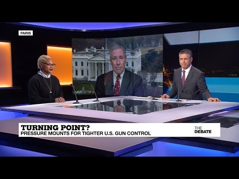 Turning Point? Pressure Mounts for Tighter Gun Control in the United States