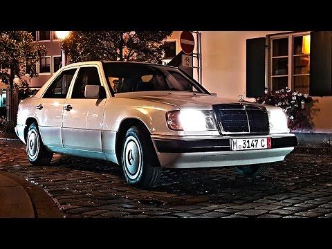 Как я купил идеальный Мерседес за 90 000 рублей и 15 минут? Mercedes Benz W124 АФРИКА #1