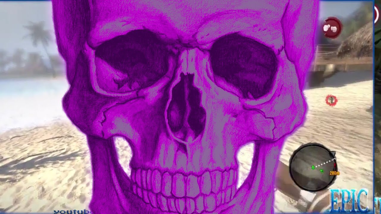 Where To Get The Purple Skull In Dead Island