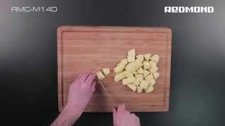 Овощной суп пюре с плавленным сыром в мультиварке REDMOND RMC-M140. Рецепт для мультиварки.