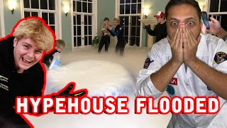 The HYPE HOUSE flooded! w/ @Alex Warren  | Dominic Andre