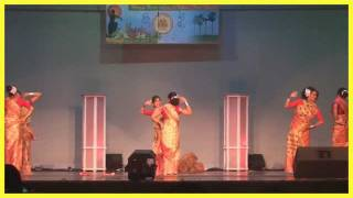 2011 - BADFW Durga Puja - Bihu Dance