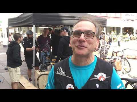 Stadtradeln Videobotschaft - Andreas Mucke