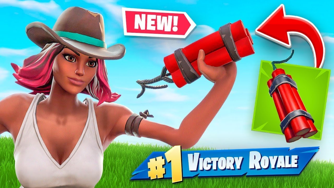 new-banned-dynamite-wild-west-mode-gameplay-in-fortnite-battle-royale