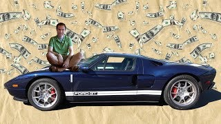 Here's Why I've Already Spent $28,000 On My 2005 Ford GT