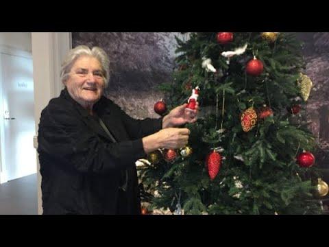 Nelly Frijda 81 voelt zich eenzaam in ouderenhuis