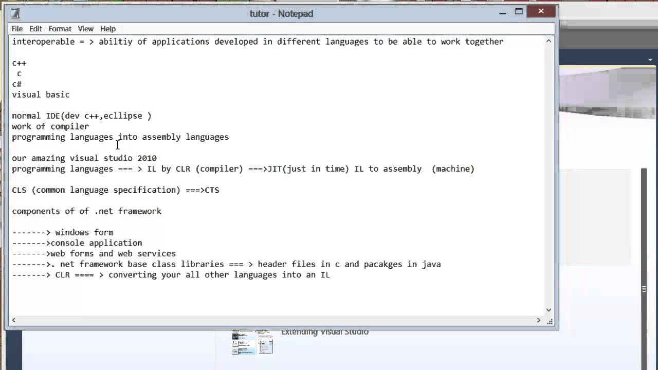 Visual Basic Tutorial For Beginners With Examples Pdf