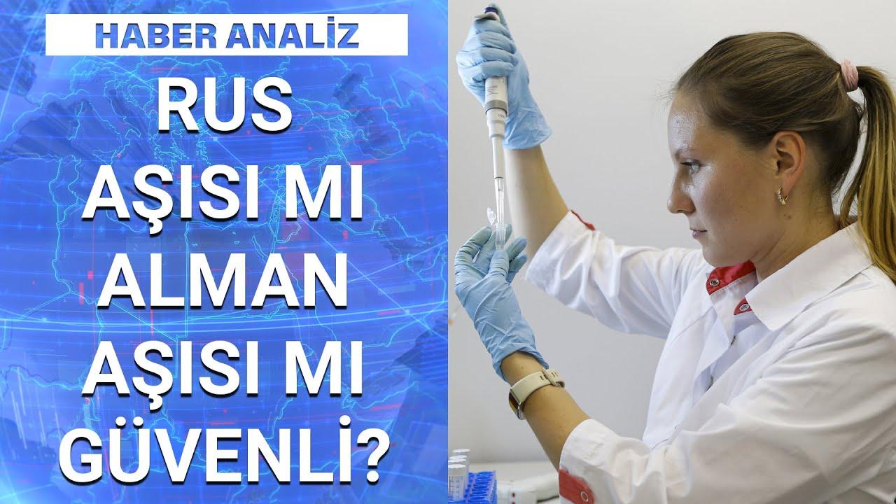Korona aşıları Türkiye'de denenecek, denekler nasıl seçilecek? | Haber Analiz - 22 Ağustos 2020