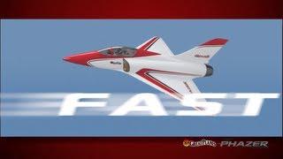 Great Planes Phazer EDF Sport Jet EP ARF 23