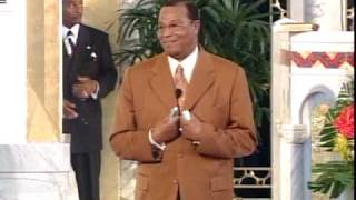 "Farrakhan Explains ""Israel"" in Bible - Story of Rebecca, Isaac, Esau, and Jacob (2 of 2)"