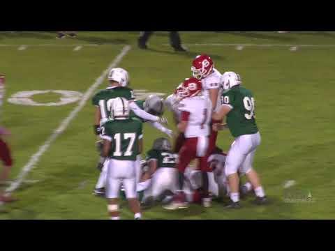 High School Football: Dover Green Wave v. Spaulding Red Raiders
