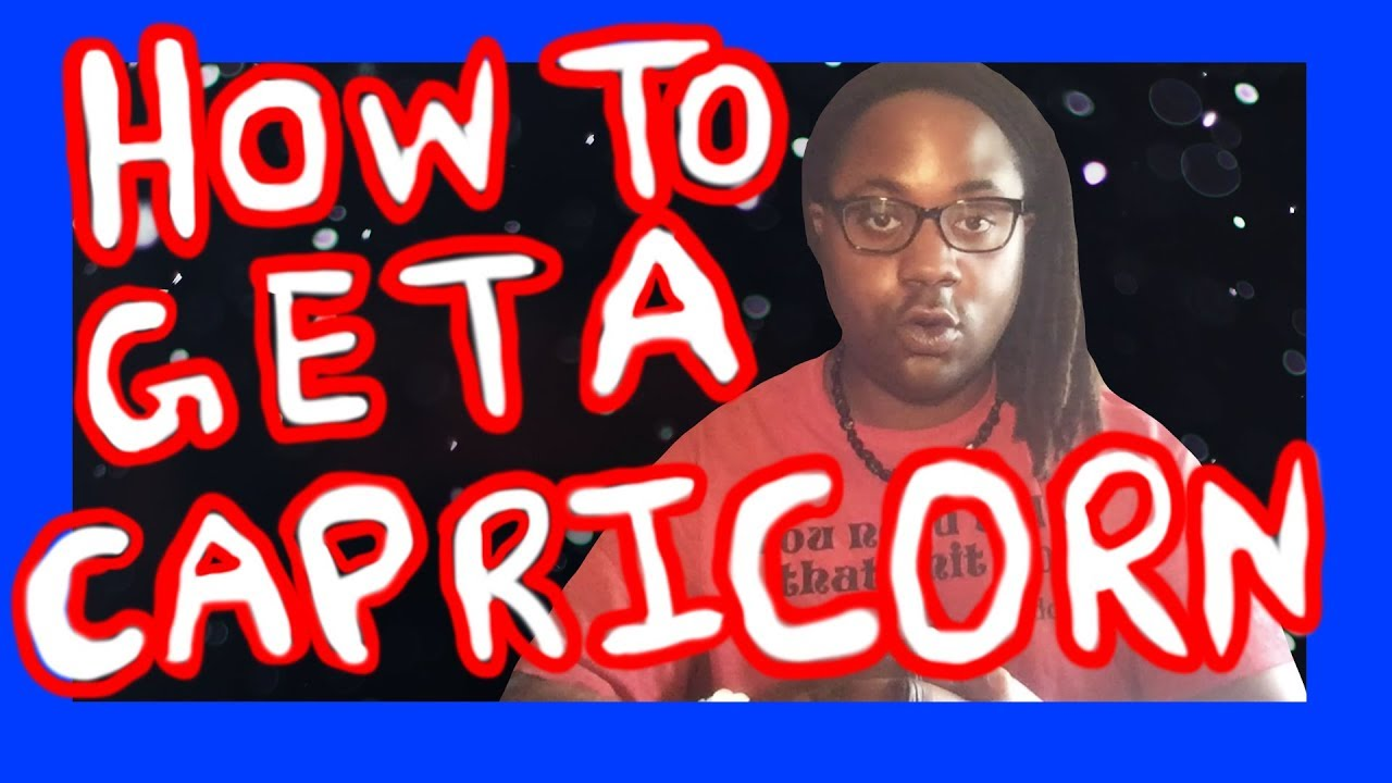 How To Get A Capricorn To Want You [Capricorn Man/Capricorn Woman] [Lamarr  Townsend Tarot Astrology]