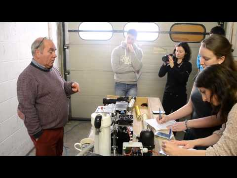 Watermaker Workshop with Jim at Mactra