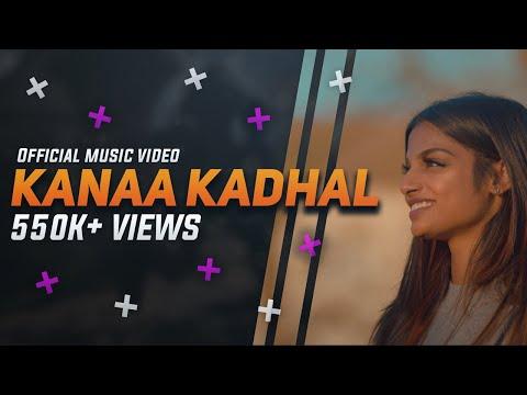 kanaa-kadhal-official-music-video-4k-|-krish---sarniya---sharu-|-thinzz-aim-|-niro-blackdream