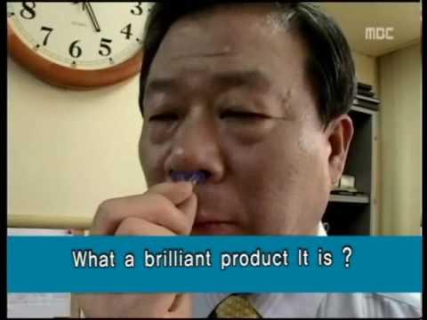 Nose Allergy Prevention | SAMJOUNG Nasal Filtering Masks | Exposed to Korean TV Show