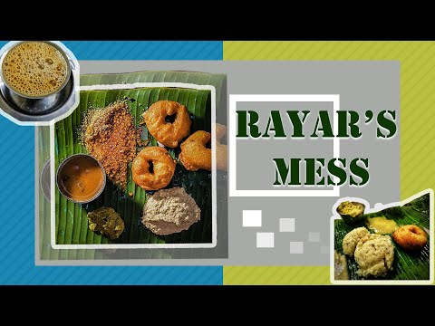 Rayar's Mess | Grub club | Food across the Streets of Madras | Season 3 | Epi - 02 | Provoke TV