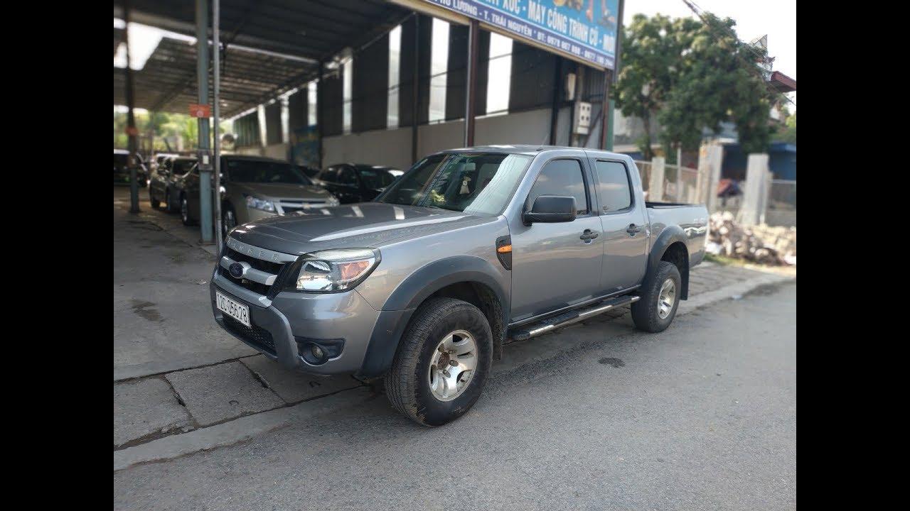 Ford Ranger 2011 Bán Tải Nhập Khẩu Thái Lan Giá 330 Triệu – Xế hộp 999