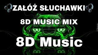 8D Music MIX   8D Bass Boosted Remix Music