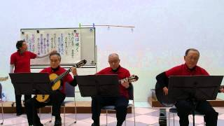 第1回ヤマハOB趣味のコンサート トレモロ 花は咲く.